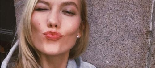 Karlie Kloss starts her Computer Coding education at NYU (via @karliekloss on Instagram)