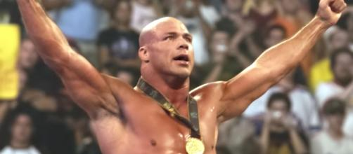 Kurt Angle To Be Inducted To The Wwe Hall Of Fame 2017. - promediaz.com