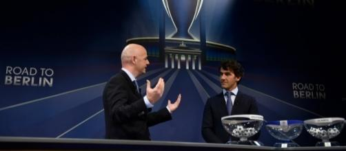Ligue des champions : le PSG et Monaco vont être fixés - rtl.fr