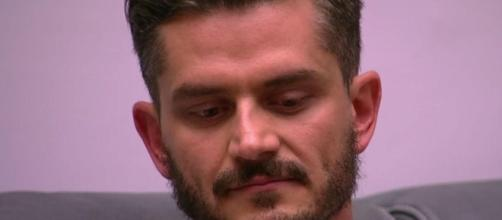 Marcos é Expulso do BBB 17 - Imagem: Reprodução TV Globo