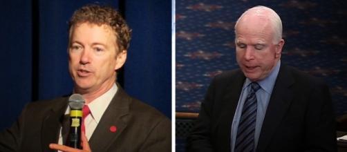 McCain accuses Paul of 'working for Vladimir Putin' - CNNPolitics.com - cnn.com