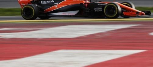 Mclaren Honda Formula 1 2017 - Test Barcellona