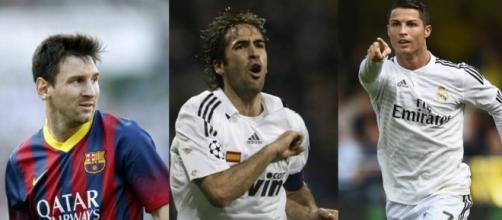 REVELATION : Entre Messi et CR7, Raúl a tranché !