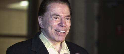 Sílvio Santos esteve passando férias em Miami