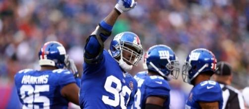 The Giants are making the defense their priority locking down Paul - thebiglead.com