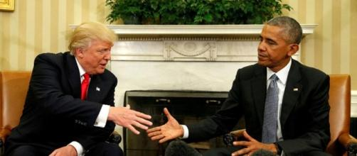 Trump is asked to apologize to Obama for fale wiretap claim - Photo: Blasting News Library - krmg.com