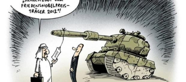 Außenpolitik & Waffenexporte aus Deutschland by Lorena Jens on Prezi - prezi.com