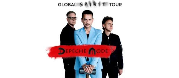 Depeche Mode, Global Spirit Tour