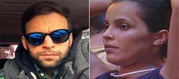 Emilly foi desmascarada pelo seu ex-namorado, Kayke Almeida
