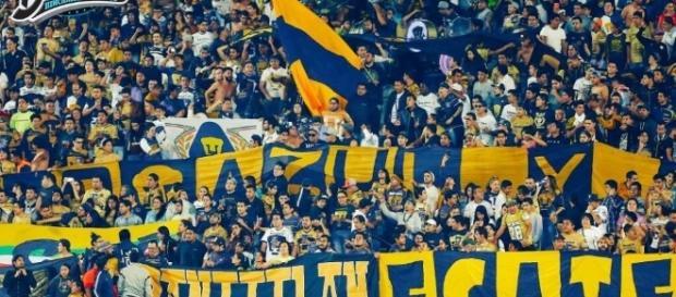 Fotos Imágenes Recientes - La Rebel - Pumas - barrabrava.net