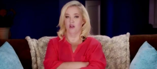 Is Mama June using her weight loss to get another show after previous series was dropped? (via YouTube - Entertainment Tonight)