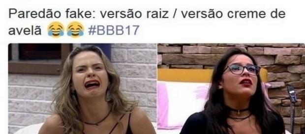 Memes sobre o casal do BBB 17 são os melhores da internet sobre o reality