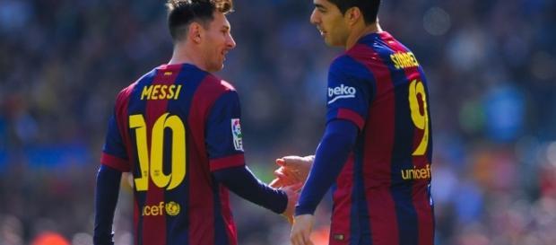 Messi e Suárez fazem revelação curiosa: urinam sentados