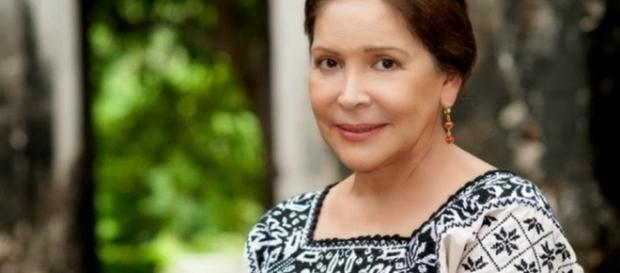 Rosário na novela 'O Que a Vida Me Roubou'