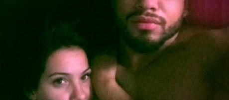 Andreia Machado vivia com o noivo Ítalo Lima há seis meses
