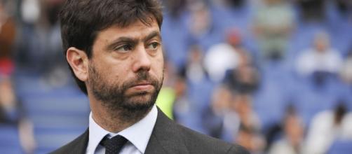 Andrea Agnelli, Presidente della Juventus F.C.