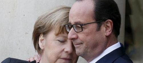 Angela Merkel and François Hollande Criticize President Trump's ... - altright.com
