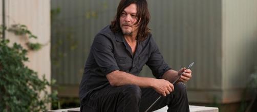 """Daryl Dixon no 14º episódio da sétima temporada de """"The Walking Dead"""""""