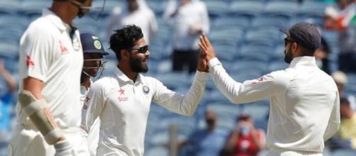 India vs Australia, 1st Test, Day 3 highlights: Steve O'Keefe 6/35 ... - hindustantimes.com
