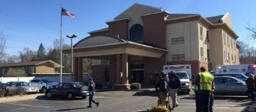 Official: 12 hospitalized in Niles hotel carbon monoxide leak   WSBT - wsbt.com