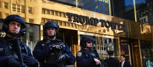 Trump Tower on 5th Avenue in New York City   James Keivom/New York Daily News