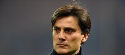 Vincenzo Montella, allenatore del Milan da questa stagione.