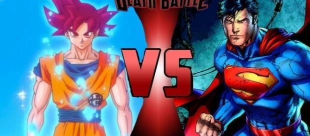 Death Battle Goku vs. Superman rematch thumbnail by ... - deviantart.com