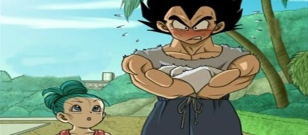 Dragon Ball Super 83: Bra y Vegeta