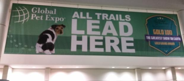 Global Pet Expo opens in Orlando on March 22. (Photo by Barb Nefer)