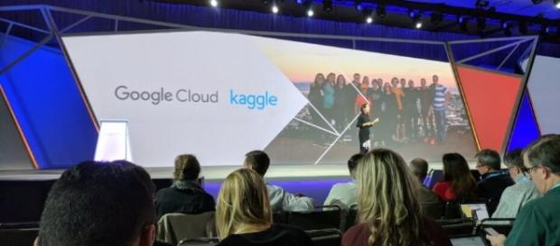 Google confirms acquisition of data science startup Kaggle. Photo courtesy of Venture Beat - venturebeat.com