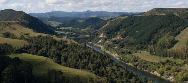 New Zealand's Whanganui River has been granted the same legal rights as a human / mtrappitt, Flickr CC BY-SA 2.0