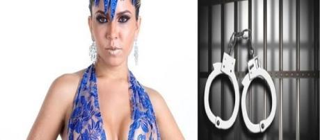 Mulher Melão é impedida de entrar nos EUA e volta apavorada para o Brasil