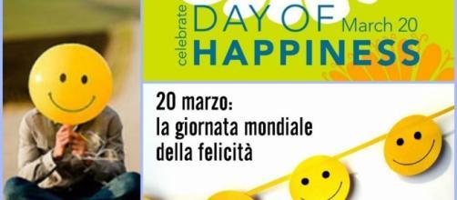 20 marzo giornata della felicità