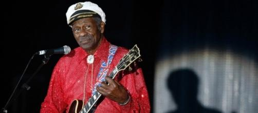 A lenda americana, Chuck Berry