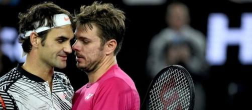 Australian Open 2017: Roger Federer downs compatriot Stan Wawrinka ... - thesun.co.uk