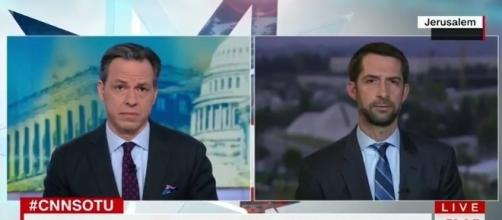 CNN interview on Medicaid, via YouTube