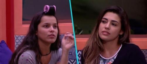 Emilly e Vivian têm novo desentendimento