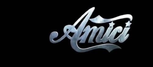 Il logo ufficiale del talent Amici