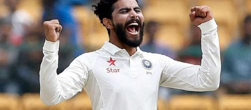 Jadega took two wickets for India at Ranchi ,day four