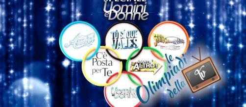 Olimpiadi della tv speciale Uomini e Donne | Squadre | Concorrenti - blogosfere.it