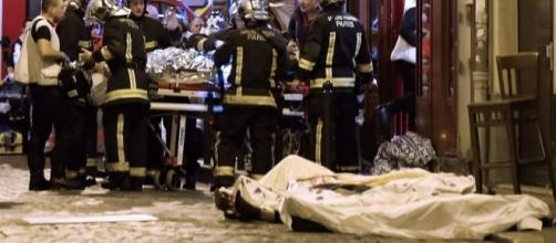 Paris Shootings and Explosions Leave Multiple Dead / Photo by Esquire.com via Blasting News library