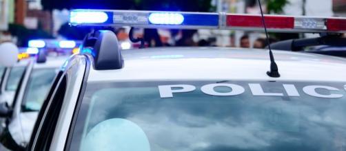 Police cruiser/Photo via Pixabay, public domain