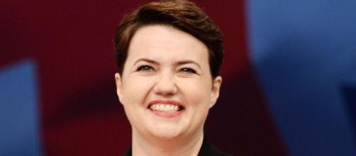 Ruth Davidson wows Tories with barnstorming speech | PoliticsHome.com - politicshome.com