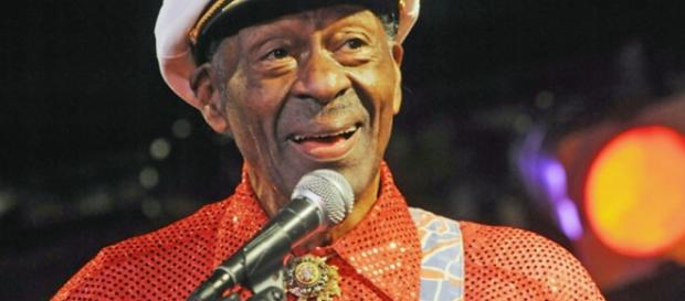 Berry nasceu em 1926 e é considerado um dos pais do rock