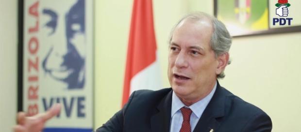 Ciro Gomes diz preferir Bolsonaro a Doria, que é chamado de farsante