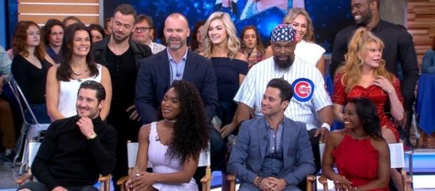Dancing with the Stars Season 24: Photo: Blasting News Library - go.com