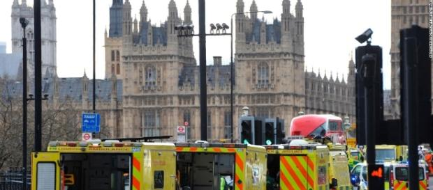 London attack: 3 killed in Parliament carnage - CNN.com - cnn.com