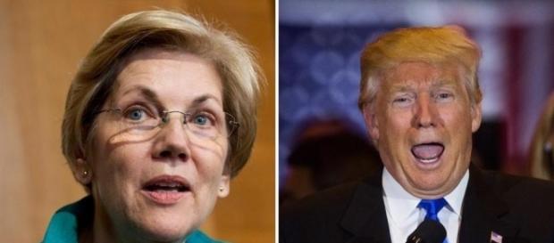 Trump calls Elizabeth Warren 'Pocahontas' during NYT interview ... - bostonglobe.com