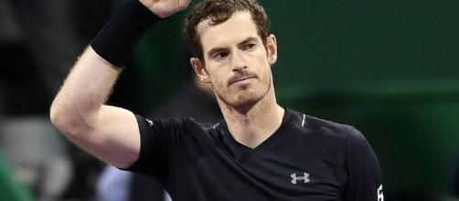 ATP: Andy Murray atop ATP rankings - Times of India - indiatimes.com