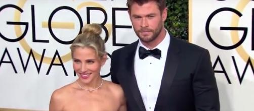 Chris Hemsworth and Elsa Pataky can't seem to catch a break from all these divorce rumors. (via YouTube - Daily Mail News Headlines)
